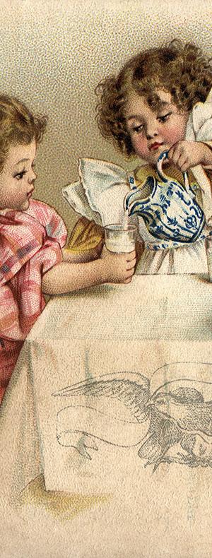 Piim ja lapsed