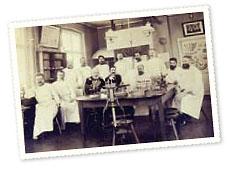 Piimanduslabor, 1901–1902.